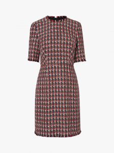 L K Bennet Tweed Dress