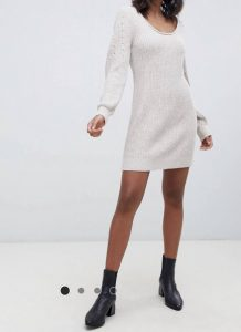Abercrombie & Fitch Jumper Dress