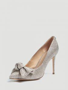Guess Glitter Court Shoe