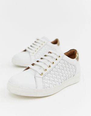 Carvela Leather Trainer