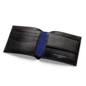 Aspinal Bifold Coin Wallet
