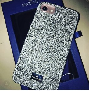 Swarovski Phone Cover